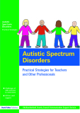 Autistic Spectrum Disorders - part 1