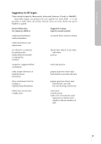 Autistic Spectrum Disorders - part 6