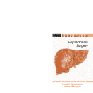 Hepatobiliary Surgery - part 1