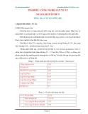 Tìm hiểu công nghệ sản xuất Snack bắp ép bùn-phanquangthoai
