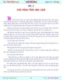 Ân thù kiếm lục-Chương 2