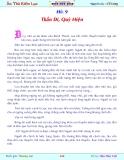 Ân thù kiếm lục-Chương 9