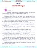 Ân thù kiếm lục-Chương 11