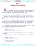 Ân thù kiếm lục-Chương 12