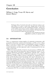 Community Participation and Geographic Information Systems - Chapter 28 (end)