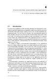 Environmental aspects of textile dyeing - Chapter 4