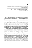 Environmental aspects of textile dyeing - Chapter 6