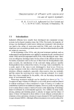 Environmental aspects of textile dyeing - Chapter 7