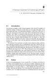 Environmental aspects of textile dyeing - Chapter 8