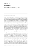 Pesticide Residues in Coastal Tropical Ecosystems: Distribution, fate and effects - Chapter 17 (end)