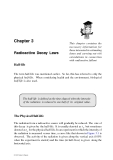 Radiation and Health - Chapter 3