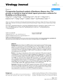 """Báo cáo khoa học: """"Comparative functional analysis of Jembrana disease virus Tat protein on lentivirus long terminal repeat promoters: evidence for flexibility at its N-terminus"""""""
