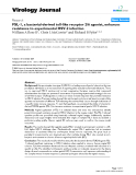 """Báo cáo khoa học: """" FSL-1, a bacterial-derived toll-like receptor 2/6 agonist, enhances resistance to experimental HSV-2 infection"""""""