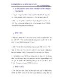 BÀI TẬP NÂNG CAO HÌNH HỌC 8 TẬP I