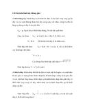 Các bài toán hình học không gian