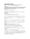Phương trình bậc cao tổng hợp