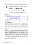 ECOLOGICAL BASIS OF AGROFORESTRY - CHAPTER 19 (end)