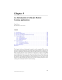 High Performance Computing in Remote Sensing - Chapter 9