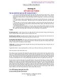 Chương 4: Kế toán giá thành