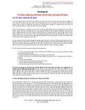Chương 9: Tổ chức công tác kế toán và tổ chức bộ máy kế toán