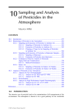 Analysis of Pesticides in Food and Environmental Samples - Chapter 10
