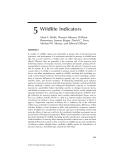 Ecosystem Responses to Mercury Contamination: Indicators of Change - Chapter 5