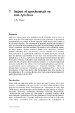 Honey Bees: Estimating the Environmental Impact of Chemicals - Chapter 7