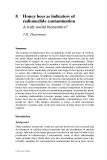 Honey Bees: Estimating the Environmental Impact of Chemicals - Chapter 8