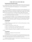 19 TIÊU CHÍ XÂY DỰNG NÔNG THÔN MỚI