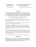 Quyết định số 1379/QĐ-UBND