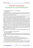 Phi hồ ngoại truyện - Hồi 22