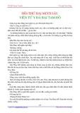 Phi hồ ngoại truyện - Hồi 26