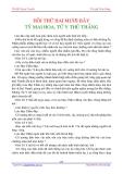 Phi hồ ngoại truyện - Hồi 27