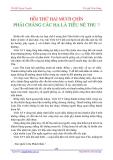 Phi hồ ngoại truyện - Hồi 29