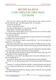 Phi hồ ngoại truyện - Hồi 30