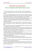 Phi hồ ngoại truyện - Hồi 31