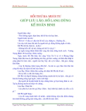 Phi hồ ngoại truyện - Hồi 34