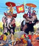Bài giảng điện tử môn lịch sử: Lịch sử lớp 6 về văn hóa phương đông