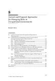 Nanotechnology Health and Environmental Risks - Chapter 8