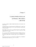 NATURAL ORGANICS REMOVAL USING MEMBRANES - CHAPTER 2