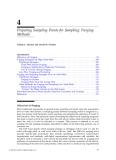 The Essential Handbook of Ground Water Sampling - Chapter 4