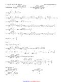 Tính giới hạn : A = limx →0 5