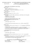 Đề thi toán tốt nghiệp THPT_phân ban