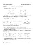 Kiến thức trọng tâm môn Vật Lý 11-Bài toán mạch cầu điện trở