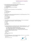 Bài tập phần các định luật Newton