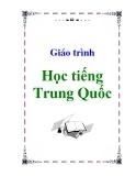 Giáo trình Học tiếng Trung Quốc