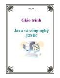 Giáo trình: Java và công nghệ J2ME