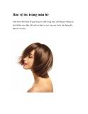 Bảo vệ tóc trong mùa hè