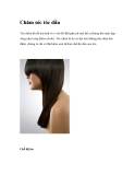 Chăm sóc tóc dầu