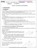 Chương 4: Từ trường-từ trường của các loại dòng điện